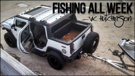 h2 hummer fishing
